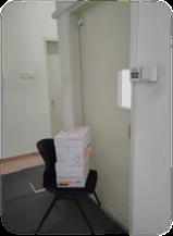 Fire Door Obstruction
